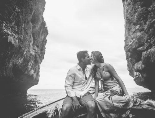 ENGAGEMENT PHOTOGRAPHY|LORENA+ALLAN|PHI PHI ISLAND