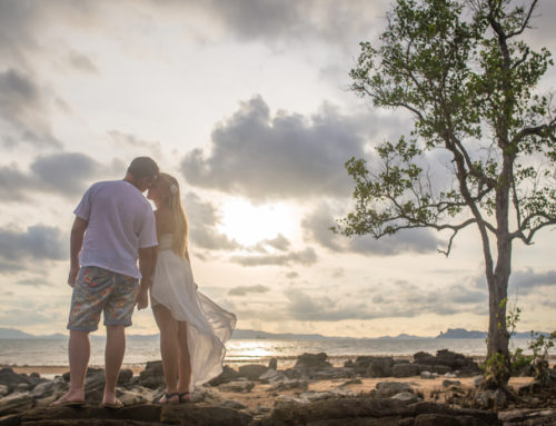 ENGAGEMENT PHOTOGRAPHY|DENISE+JANNY|KRABI THAILAND